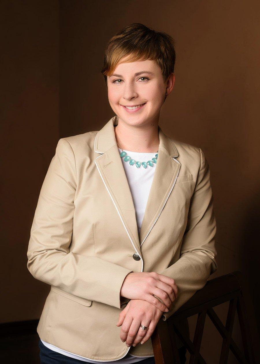 Dr. Suzanna Billinghurst headshot