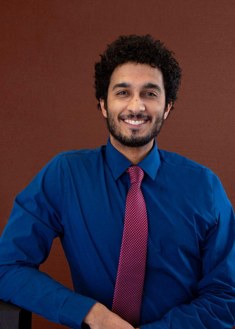 Dr. Laith Kadasi headshot